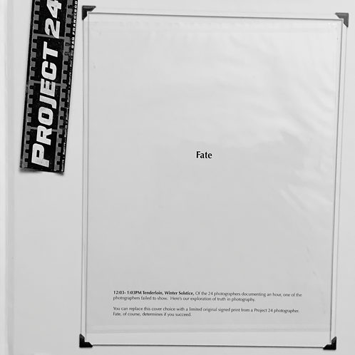 Project 24 Coffee Table Book- 2015