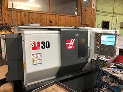 Haas ST30 CNC Lathe