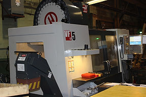 Haas VF5 CNC Mill