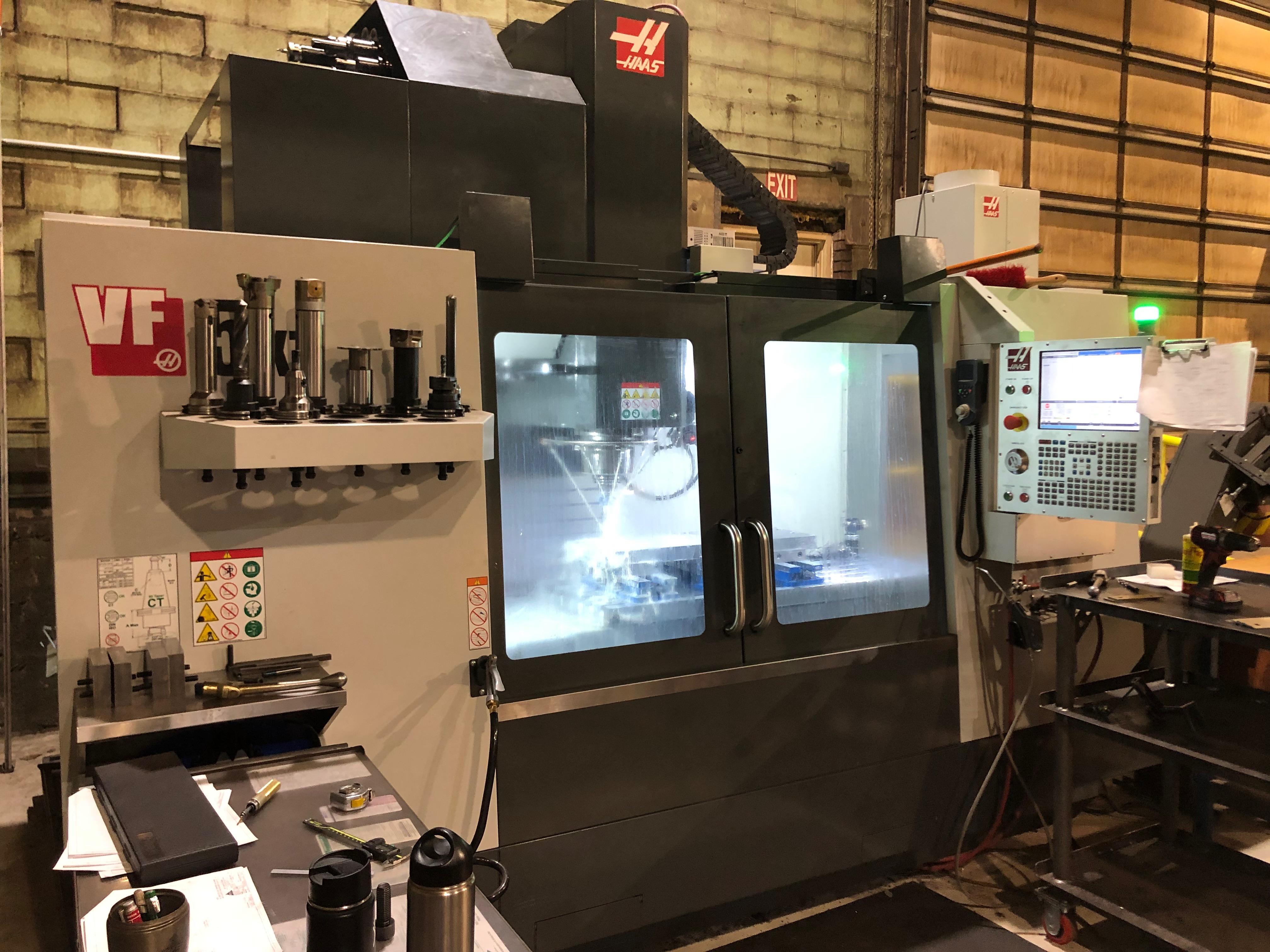 HAAS VF5XT CNC Mill