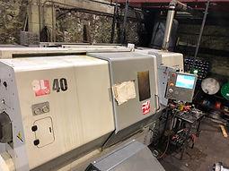 Haas SL40 CNC Lathe