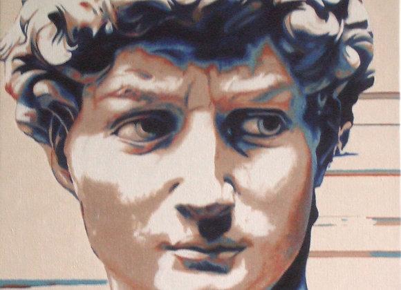 Inspiré de « David » de Michel Ange