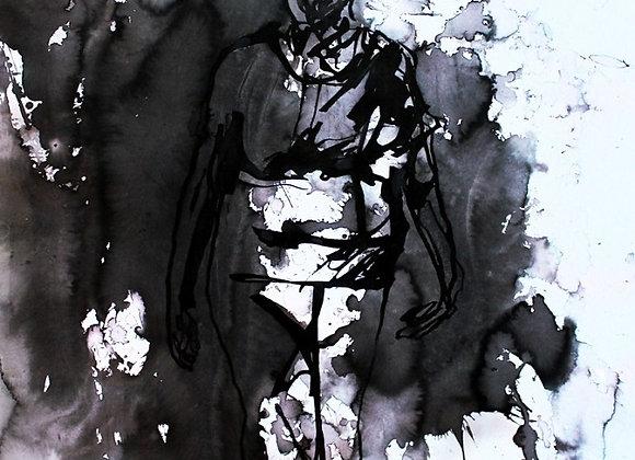 L'homme qui marche (3)