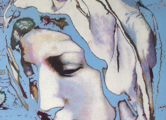 Inspiré de « La Vierge à l'Enfant » de Michel Ange