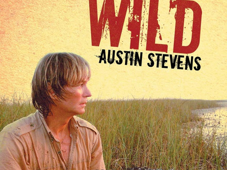 Book Review: Running Wild by Austin Stevens