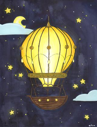 Voyage en rêve