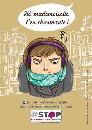 Stop Harcèlement de Rue Montpellier
