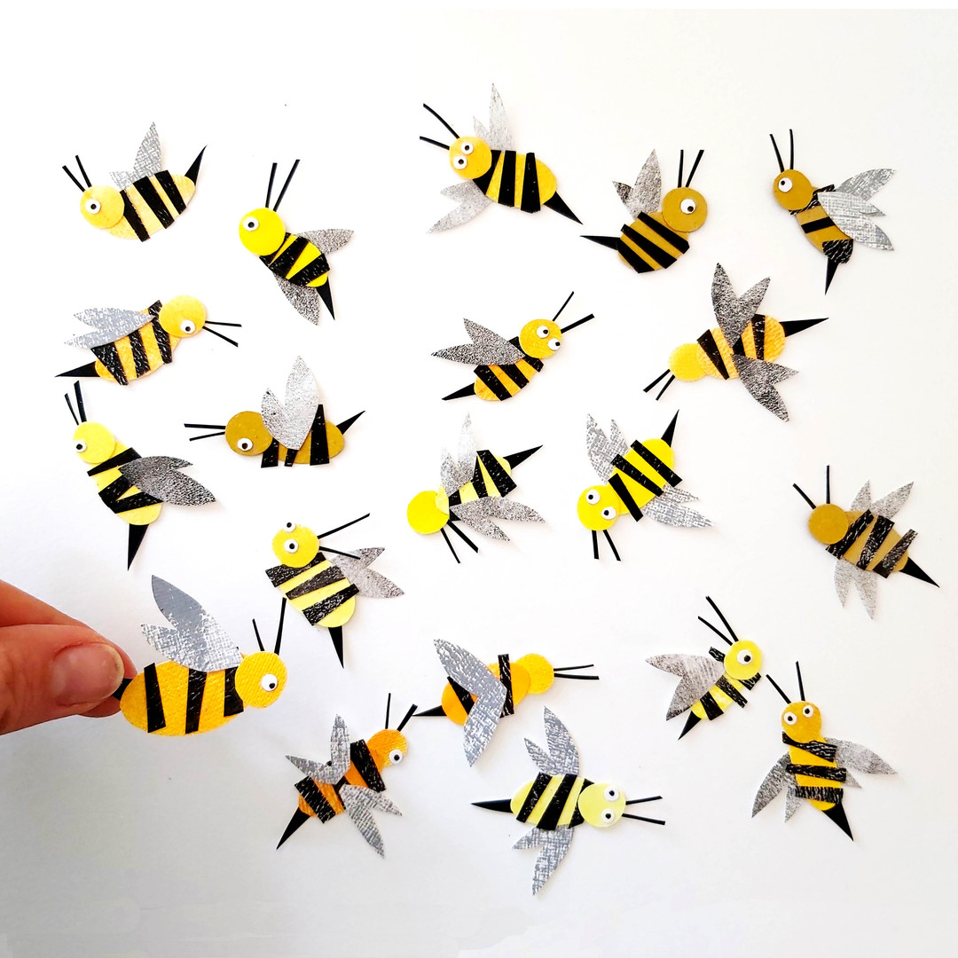 Not So Busy Bee