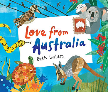 New-LoveFromAustralia_FrontCover_RuthWat