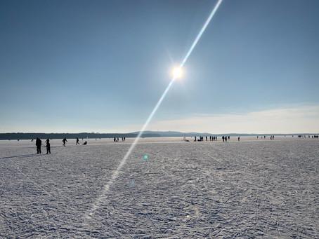 Ice in the sunshine: Die neue Autoritätsmüdigkeit