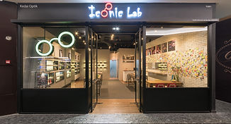 Finest of handmade glasses only at Iconic Lab, Kuala Lumpur, Malaysia. Iconic Lab, best optical shop in KL, best eyewear shop in KL. Mid Valley