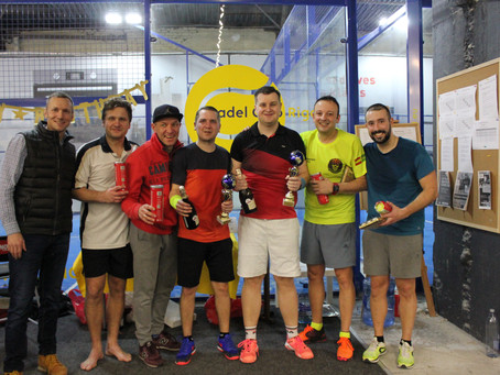 First Amateur cup Tournament in Riga