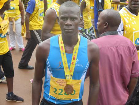 2019 Kampala MTN marathon