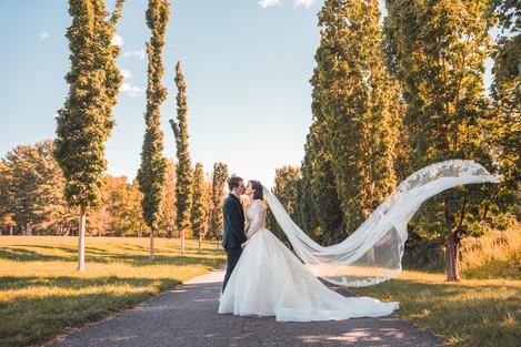 Wedding in Ringwood New Jersey