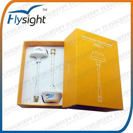 5.8GHz FPV Omnidirect Circular Polarize Antena Set