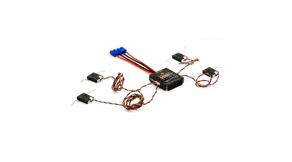AR12120 12-Channel DSMX X-Plus PowerSafe Receiver