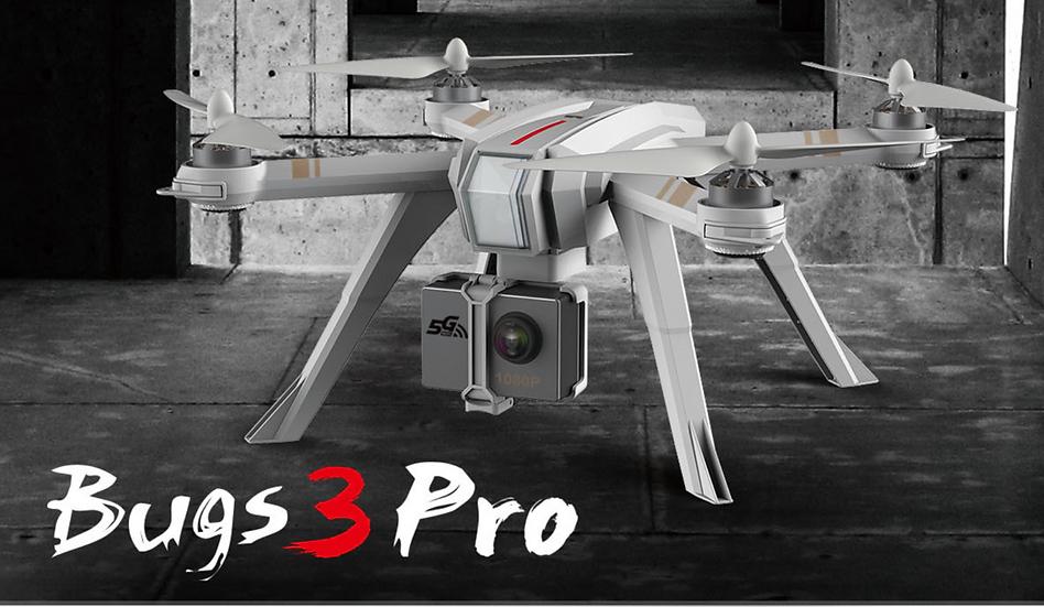 MJX Bugs 3 Pro GPS Drone
