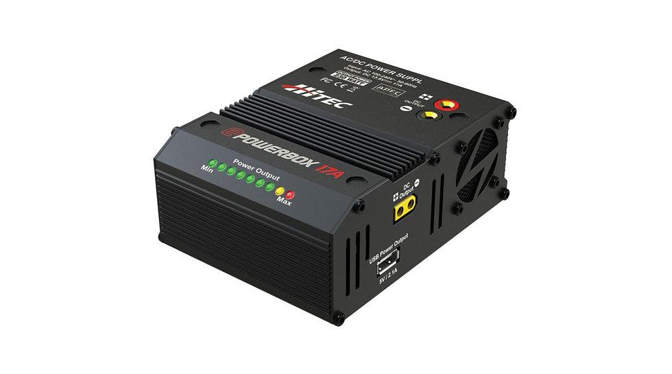 HiTec - ePowerBox 17 - 17 Amp AC Power Supply