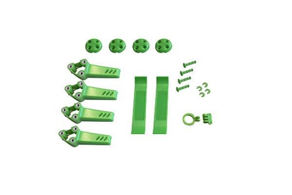 Vortex Pro, Pimp Kit, Green (BLH9211)