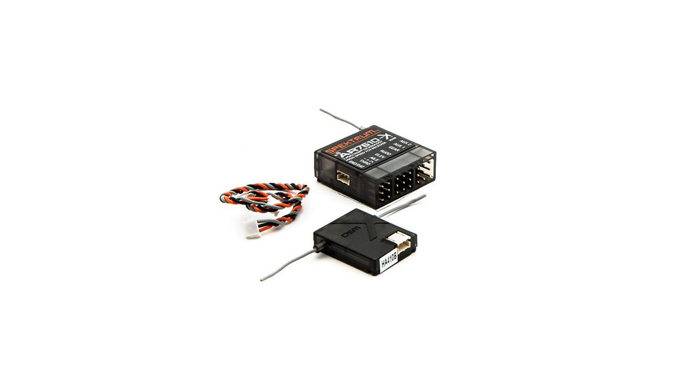 AR7610 7-Channel DSMX Hi Speed Receiver SPMAR7610