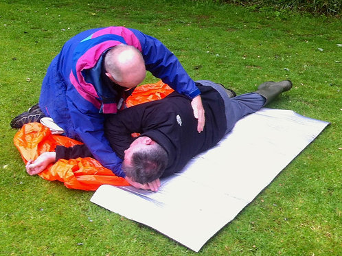 6 hr Emergency First Aid at Work Course