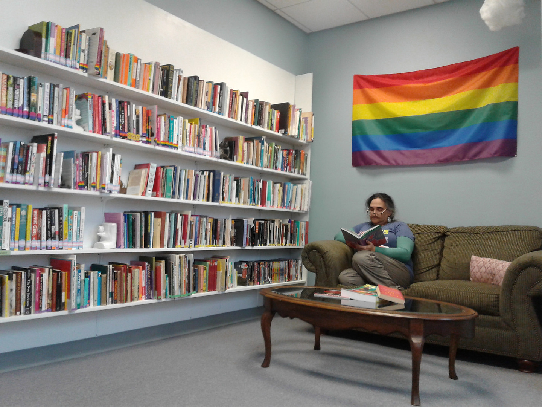 LGBTQ+ Library
