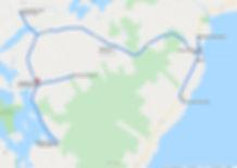 Lincolnville Map