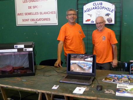 Forum des associations de Noyal sur Vilaine.