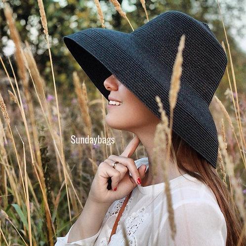 Aurora hat (Black)