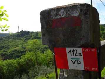Via degli Dei - Tappa 1- Bologna Brento