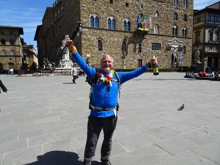 Via degli Dei - Tappa 5 - Bivigliano Firenze