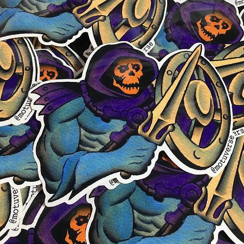 Motuverse Sticker by David Cardona