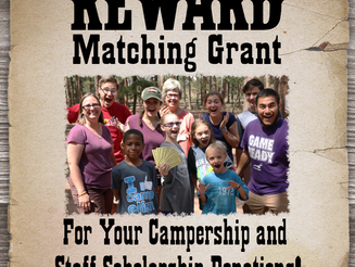 Matching Grant for Donations