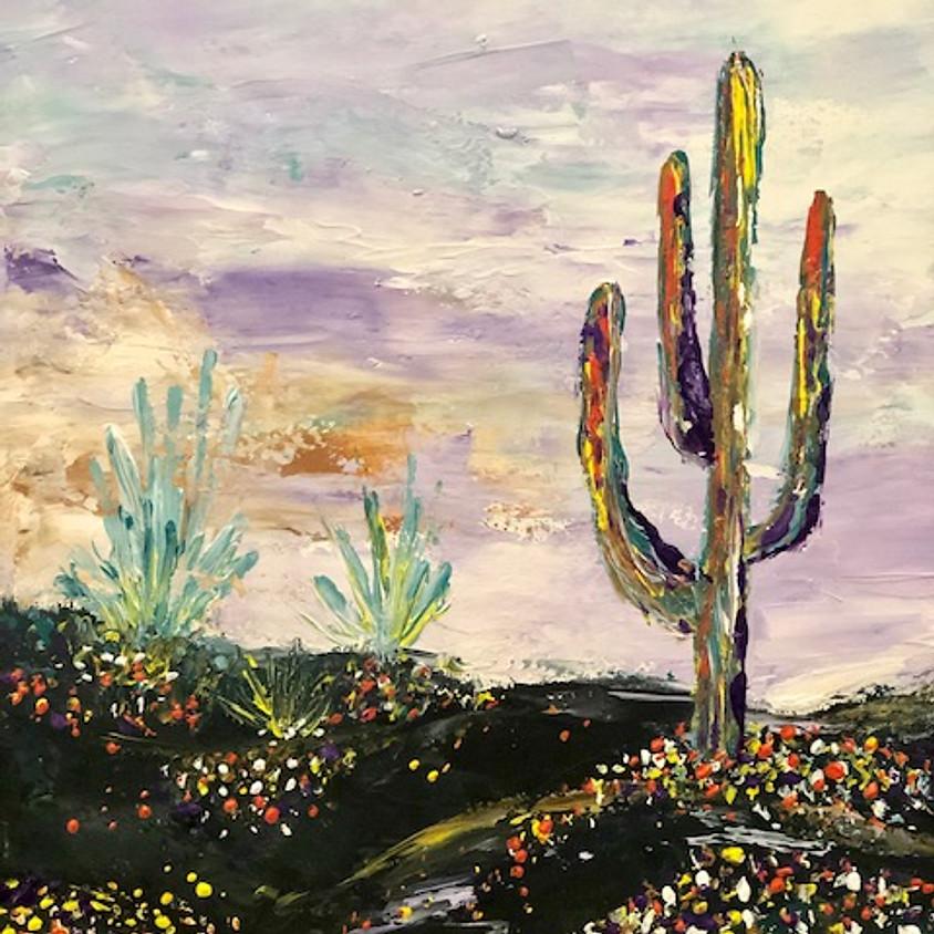 Abstract Desert Sept 3rd