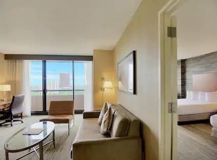 Double Queen Balcony Suite