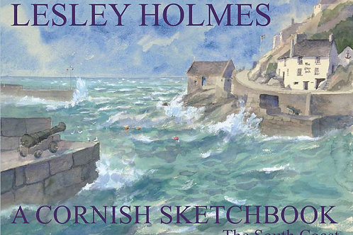 A Cornish Sketchbook The South Coast
