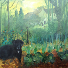 Bella in the Vegetable Garded £550