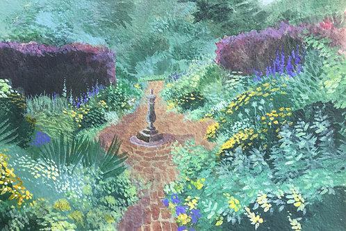 Mrs Winthrops Garden