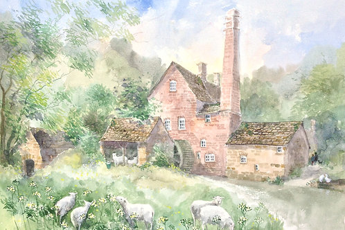 The Old Mill Lower Slaughter SOLD