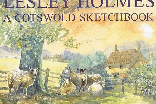 Cotswold Sketchbook (last few)