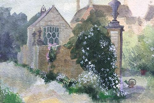 The Court Yard Hidcote