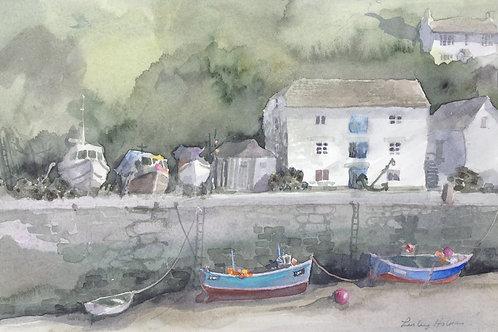 Porthleven Quay