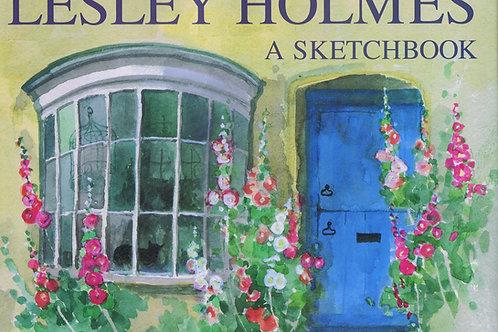 Lesley Holmes a Sketchbook
