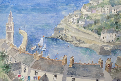 The Harbor Porthleven