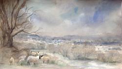 The Evenlode Winter