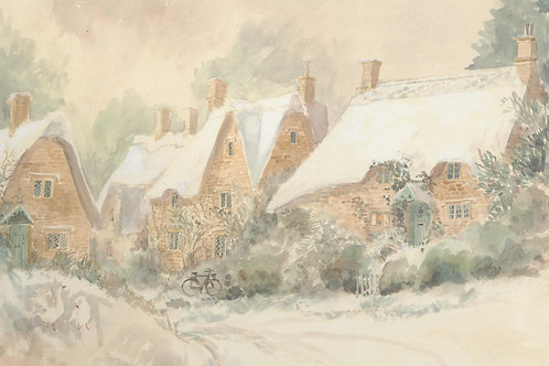 Cotswold Christmas Cards