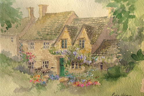Riverside Cottage SOLD