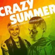 Maria Christina Feat. Lucas Fischer - Crazy Summer