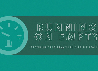 Running On Empty 2: Part Two