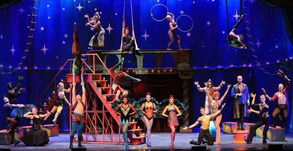 2017 National Tour of PIPPIN